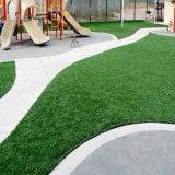 バルコニーのフロアーリングのための人工的な草の芝生