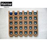 De Transportband van de Rol van Hairise Met het Universele Type van Bal har-2253