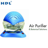 De draagbare Bladvormige Machine Op basis van water van de Verfrissing van de Lucht van het Aroma van de Regenboog
