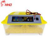 Hhd Großhandelsei-volles automatisches Geflügel Egg der holding-48 Inkubator und das Ausbrüten von geführtem Maschinen-Cer FCC