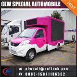 4X2 mini DEL annonçant le véhicule 2 tonnes de véhicule mobile d'Afficheur LED