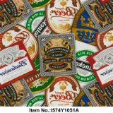 Reticolo idrografico unico e speciale no. I574y1051A del Tcs della pellicola PVA di stampa della pellicola della birra di marca