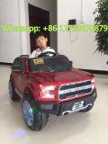 Le véhicule à télécommande d'enfants de rapace de Ford joue le véhicule électrique