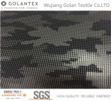 Gl0472 폴리에스테 직물은을%s 가진 인쇄를 반영한다