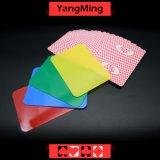 [بفك] بلاستيكيّة كازينو محراك [بلي كرد] [دي كتّينغ] بطاقة مع عادة نوعية ومناصر خدمة أربعة لون [يم-كّ01]