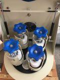 Instrumento planetario del molino de bola de la máquina de pulir del laboratorio de Qm12L
