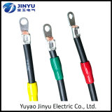Alambre eléctrico aislado por encargo al por mayor y cable materiales del conductor del tipo y del cobre