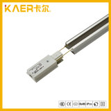 LED-Spur-Licht-Spur-2-drahtige Spur - M des Aluminium-eins - 1 1.5 M 2 M