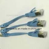 La alta calidad al por mayor Cat7 UTP del cable eléctrico aumentada el 1.5m eléctrico modificó para requisitos particulares
