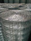 エレクトロによって電流を通される溶接された網パネル
