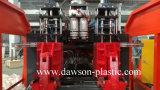 машина прессформы дуновения штрангя-прессовани станции двойника бутылки масла смазки 1L 5L HDPE/PE полноавтоматическая