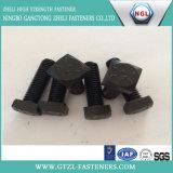 M5-M45 de tornillos principales cuadrados con acero de carbón