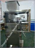 Máquina de peso semiautomática da escala das estações da alta qualidade três para o pacote do leite