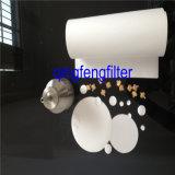 Membrana del filtro de PVDF, filtro microporoso, membrana de Sterilefilter