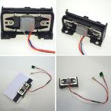 Magnetische Msr009 3mm 2tracks 3tracks jatten de Schuimspaan van de Lezer van de Kaart Compatibel met Msr008 Msrv008 Msrv007 Msr007