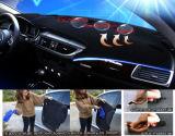 Para a Nissan March 2010-2015 Dashmat tapete de painel de bordo interior do carro da Tampa do Painel voar5d