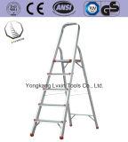 Multifunctionele Ladder 5 van het Aluminium Stappen