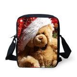 Animais de presentes de Natal Messenger Cross sacos para corpos ombro bolsas de caminho