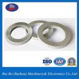 Acier inoxydable 304/316 DIN25201 Double la rondelle de blocage