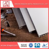 Isolation acoustique personnalisé aluminium Panneau alvéolé pour le plafond