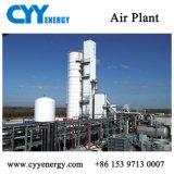 純度99.6%酸素が付いている液化気体の分離のプラント及び99.99%窒素