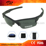 HDの反紫外線はスポーツの循環の実行のサングラスを保護する