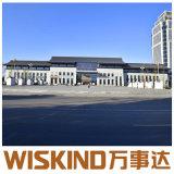 Struttura d'acciaio standard dell'Asia per il magazzino fabbricato