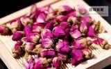 Tè naturale delle rose di perdita di peso