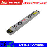 24V 10A 새로운 LED Ultra-Thin 전력 공급 세륨 RoHS Htb 시리즈
