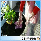 Gute Qualitätslicht einzelnes gefaltetes PET Plastikwegwerfschutzblech