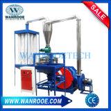 Rotorartiges LLDPE/Belüftung-PET Plastikpuderpulverizer-Maschine