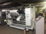 Máquina automática vertical el rajar y el rebobinar