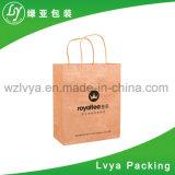 2017 sacs de luxe neufs de papier d'emballage/sac à provisions/constructeur sac de cadeau