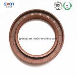 FKM/sello de petróleo de goma del marco de labio doble del silicio