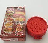 Stufzはハンバーガーの出版物のハンバーガーのグリルBBQのパティーメーカーを詰めた
