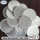 Stainless Steel Aluminum Round Filter Wire Mesh