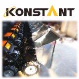 Heißes BAD, das Minigarten-Kipper-Rad-Ladevorrichtung für im Freienaufbau galvanisiert