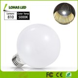 Lámpara interior el ahorro de energía E26 9W Bombilla LED luz global