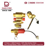 La presión externa de alta calidad FM200 HFC-227ea el sistema de supresión de incendios