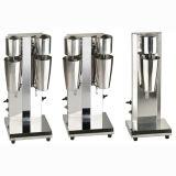 Coctelera de leche automática del acero inoxidable de las placas dobles