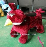 Bateria adorável animal de caminhada eléctrico com a régua sobre venda