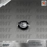 Cr2450 Suporte de bateria SMT-2450-3 BS da Caixa da Bateria
