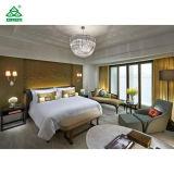 暗いクルミRitz - Carltonの商業ホテルの家具の最高のホテルの寝室の家具セット
