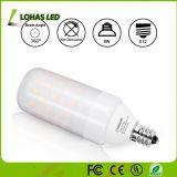 Tの形の照明ランプT10 E26 9Wのトウモロコシ乳白色LEDの球根ライト