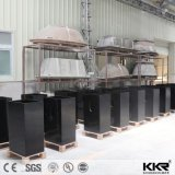 Sanitary Ware Artificial Stone Wash Basins clouded