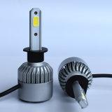 LED車のヘッドライトS2 H1の穂軸LED車ライトヘッドライト