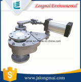 Válvula de sangrador de giro cerâmica pneumática (válvula do balanço)