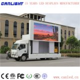 Schermo di visualizzazione mobile del LED dello schermo di visualizzazione del LED del tassì dello schermo di visualizzazione del LED del camion dello schermo di visualizzazione del LED del bus P5mm per la pubblicità mobile