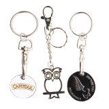 Kundenspezifisches Metallschlüsselring und Zoll-Metall Keychain