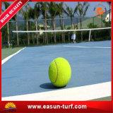 Chino de alta calidad de la pista de tenis de césped artificial